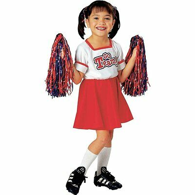 CHEERLEADER HALLOWEEN COSTUME INFANT SIZE 6-12M (Infant Star Kostüm)