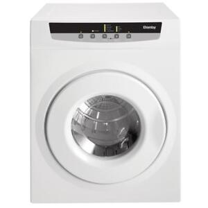"110V APARTMENT SIZE (24"")  DRYER!! -- CHEAPEST PRICE IN THE GTA!!"