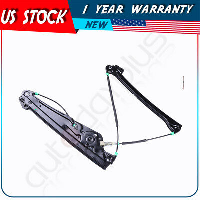 New Power Window Regulator fits 2002-2005 BMW 745i Front Left without Motor