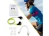 RQ5 Bluetooth Headset with Built-in CVC 6.0 Noise-Cancelling Technology