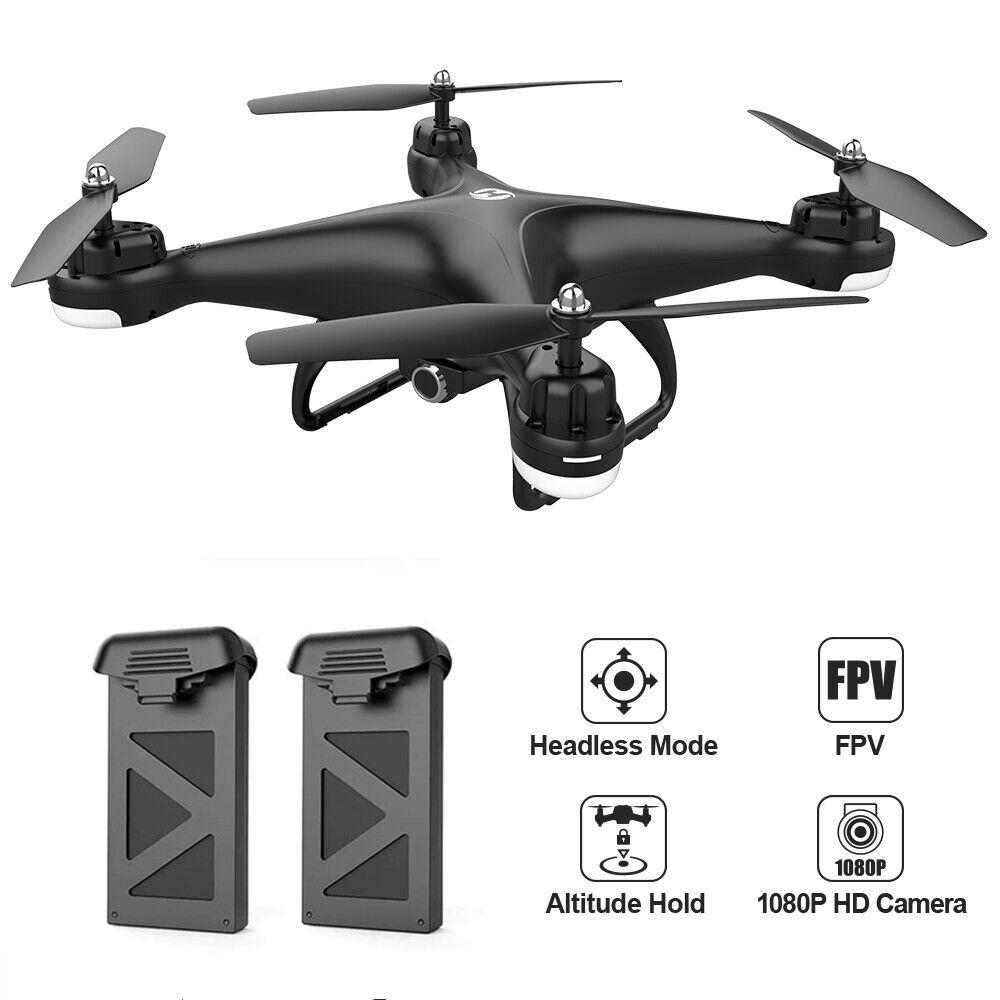 Holy Stone RC FPV Drohne mit 1080P Kamera HD Quadrocopter Drone für Anfänger