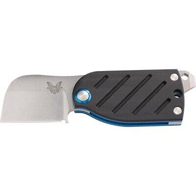 Benchmade 380 Aller Folder Knife Multi Tool Black G10 Handle Plain S30V (S30v Folder)
