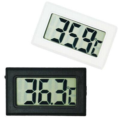 Mini Digital Lcd Thermometer Temperature Meter Gauge Sensor Indoor Outdoor Prop