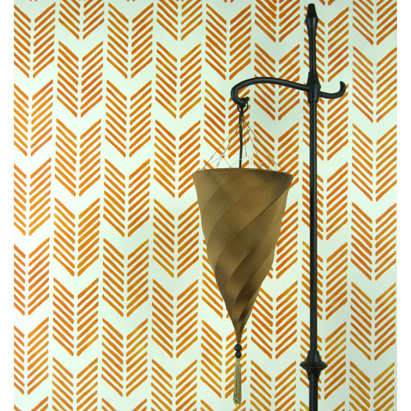 Drifting Arrows Stencil Allover - LARGE - DIY Home Decor Stencils for Walls!