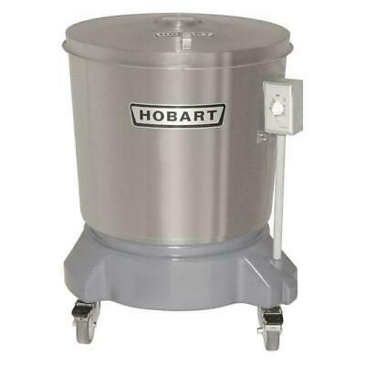 Hobart Sdps-11 20 Gallon Salad Dryer W Drain Stainless Outer Tub 115v New