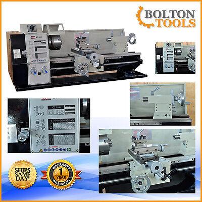 10 X 22 Mini Bench Top Metal Lathe Precision Bt1022 Belt Driven Machine