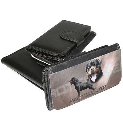 Frauen Geldbörse Brieftasche Rottweiler 3 Rott weiler Rotweiler  Portemonnaie  (Rottweiler Geldbörse)