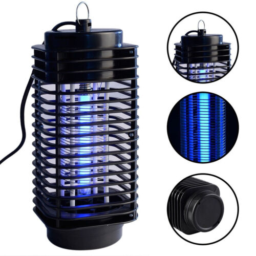 New Light-Control Electric Mosquito Fly Bug Insect ...
