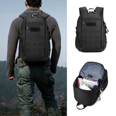 20L Military Tactical MOLLE Backpack Bag Rucksack Sports Hun