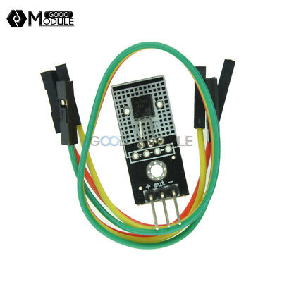 Dc Lm35 4v-30v Lm35d Digital Temperature Sensor Linear Module Arduino Smart Car