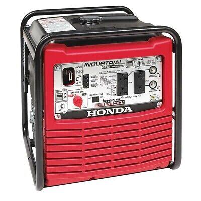 Honda Eb2800i 2800-watt Portable Industrial Inverter Generator - Eb2800i