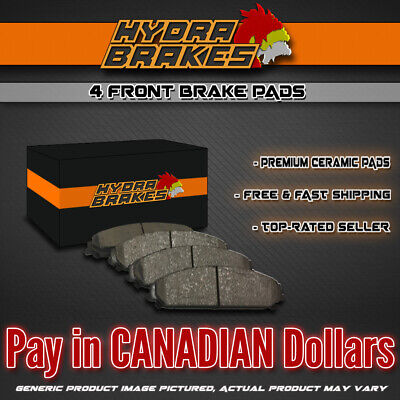 FITS 2008 2009 2010 FORD MUSTANG V8 Ceramic Brake Pads FRONT for sale  Canada