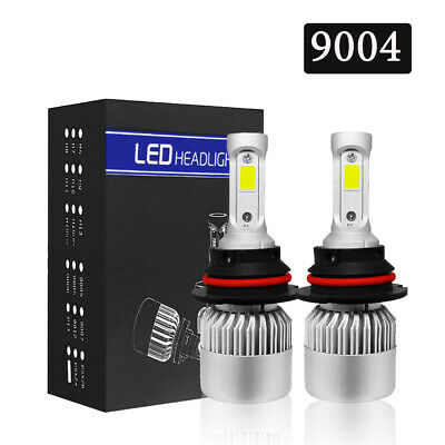 9004 HB1 LED Headlight Bulb for Dodge Ram 1500 2500 3500 94-01 Hi/Low Beam 1915W
