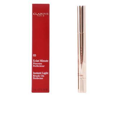 Clarins Eclat Minute Instant Light Brush On Perfector 03 Beige Doré (Clarins New Lip Brush)