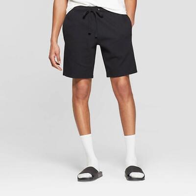 Umbro Men's Fleece Shorts - Black - Size XXL