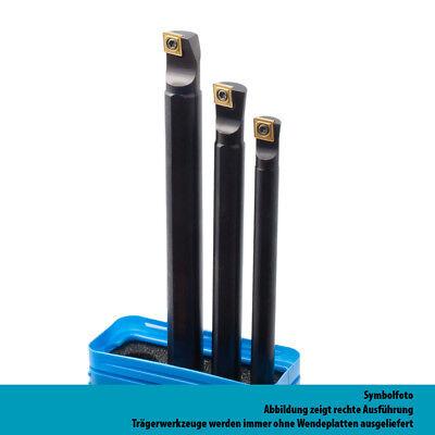 Bohrstangenset SCLCR - 06 (rechte Ausführung!) 3er Set f. CCMT/CCGT0602xx