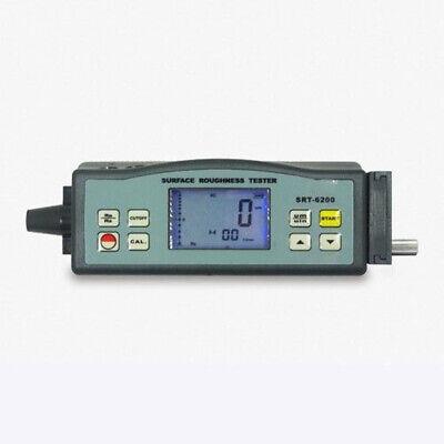 Digital Surface Roughness Tester Meter Rarz Srt6200
