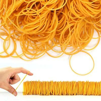 Strong Elastic Rubber Bands For Home School Stationery Office Tools 300pcs N7l0