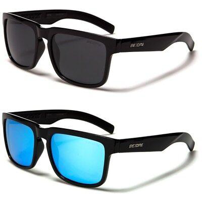 BeOne Classic Polarized Square Men's Fashion (Men Sun Glass)