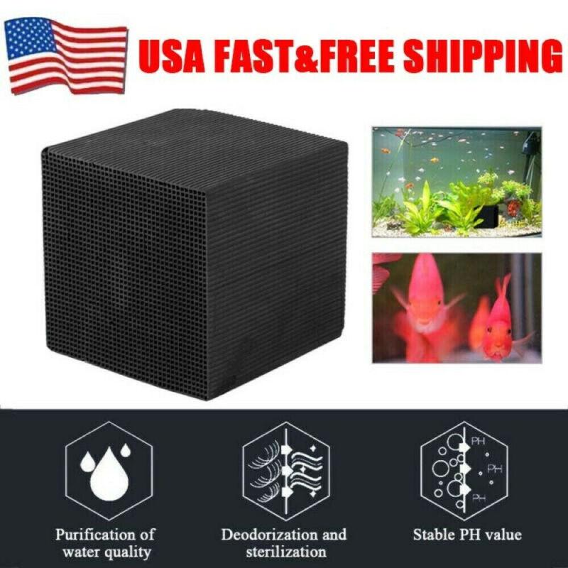 Genuine Eco-Aquarium Water Purifier Cube Original Aquarium C