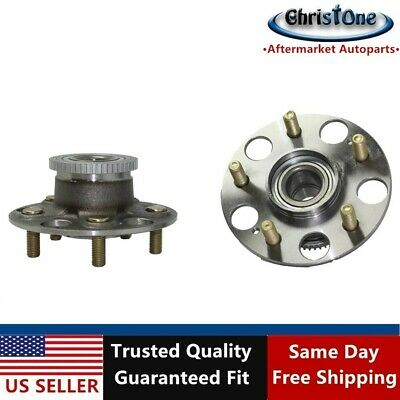 Two REAR Wheel Bearing Hub Assembly 1999 - 2002 ACURA TL Honda Accord 512179