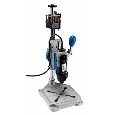 Rotary Tool Drill Press Flex Tool Holder Work Station Woodwo