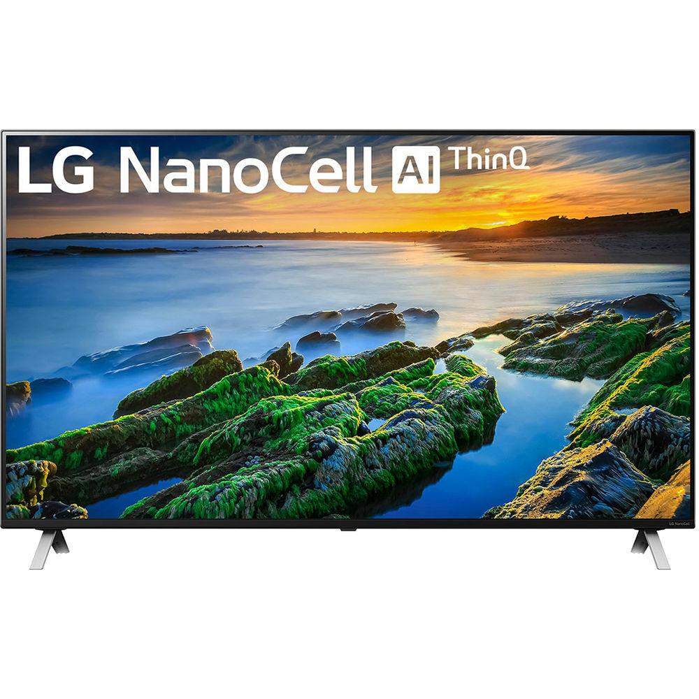 """LG 65"""" NanoCell 85 Series 4K UHD HDR Smart TV - 2020 Model *"""