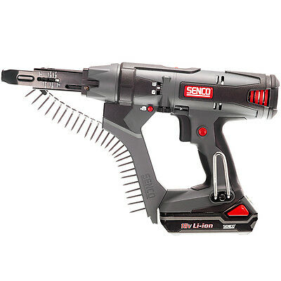 Senco DS212-18V 2-Inch 2,500 RPM Cordless Auto-Feed Screwdriver - 7X0001N