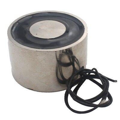 Dc12v 60kg 88lb Electric Lifting Magnet Holding Electromagnet Solenoid P5030