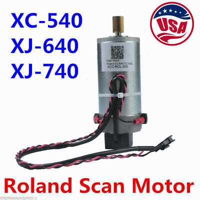 Roland Scan Servo Motor For Roland Xc-540 Xj-640 Xj-740 Sj-1000 6700049030