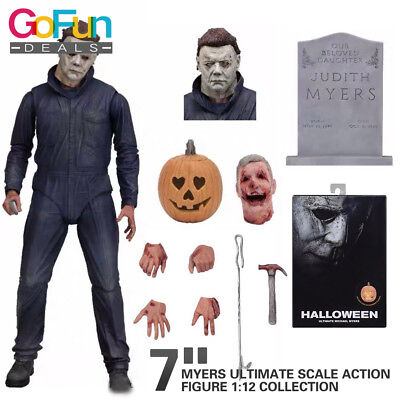 NECA Halloween Michael Myers ultimative Aktion Maßstab 1:12 Sammlung 7