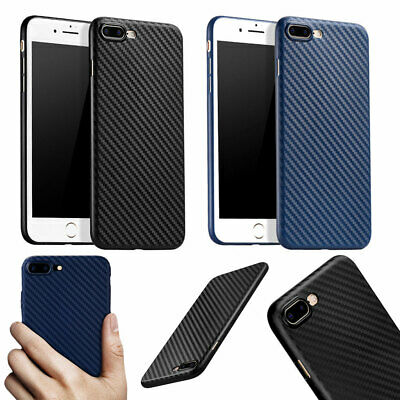 Ultrathin Unique Synthetic Carbon Fiber Case Cover For iPhone 7/7 Plus 5.5