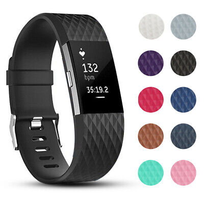 For Fitbit Charge 2 Wrist Straps Wristband Best Replacement Accessory Watch