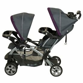 Sit And Stand Babt Trend Stroller