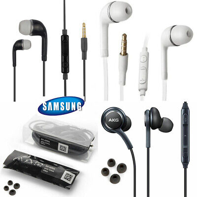 Original Samsung Galaxy S6 S7 S8 S9 Note 8 Headphones Headset Earphones Ear Buds
