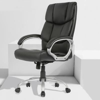 Office Desk Chair Ergonomic Swivel Executive Adjustable Task Computer Chair Py67