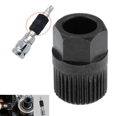 33Spline Alternator Clutch Free Wheel Pulley Removal Tool For VW /AUDI/FORD FAST
