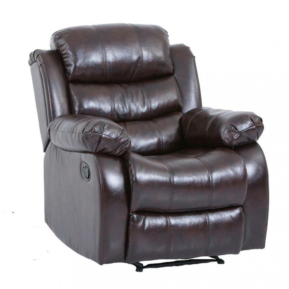New Living Room set ,Loveseat Chaise Reclining Couch,Recliner Sofa Chair Leather 3