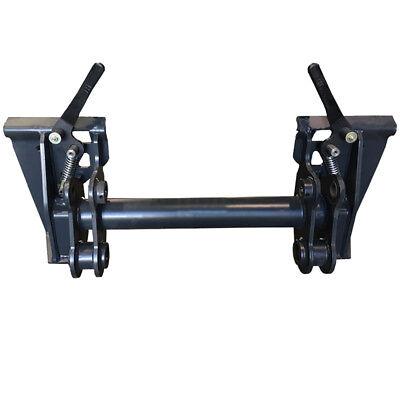 Bobcat Skid Steer Bobtach Assembly Quick Attach Adapter Plate T250 T300 Loader