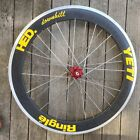 HED Clincher Front Wheels