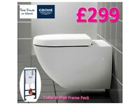 Rio Wall Hung Bundle ONLY £299