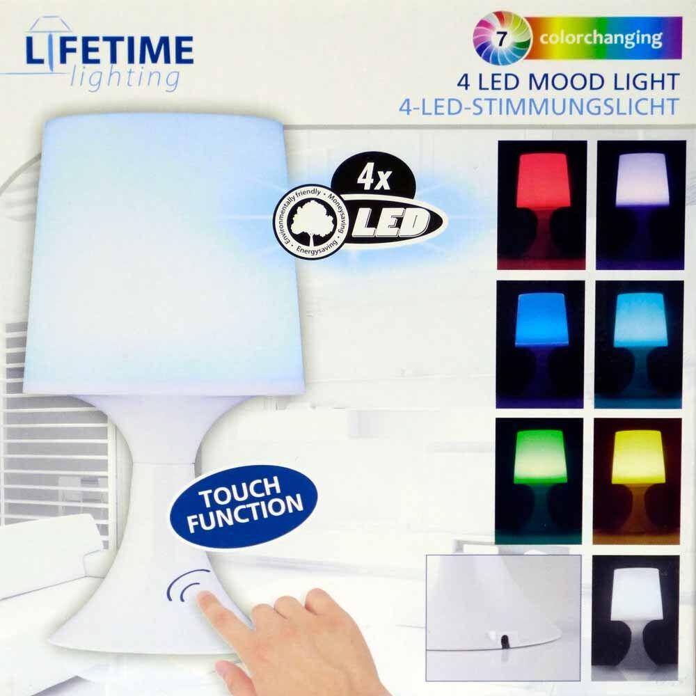Stimmungslampe, Tischlampe Tischleuchte.Touch Funktion