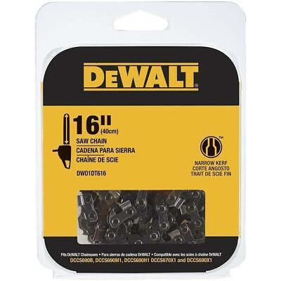 Dewalt Dwo1dt616t 16 Replacement Saw Chain