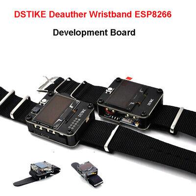 DSTIKE WiFi Deauther ESP8266 OLED Wearable Development Board For Arduino NodeMCU