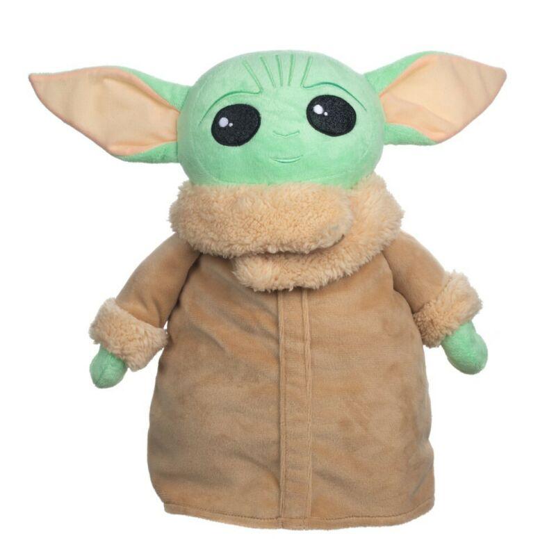 Star Wars The Child Plush Backpack The Mandalorian Baby Yoda Disney+ Mando Gift