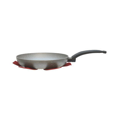 """8"""" Lava Stone Frying Pan Wok Marble Cookware Non Stick Coating Sratch Resistant  for sale  Rosemead"""