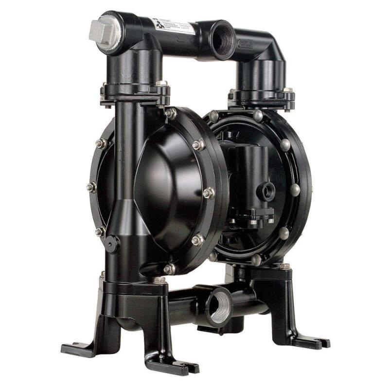 Diaphragm Pump,Air Operated,Aluminum,NPT PD15A-AAP-AAA