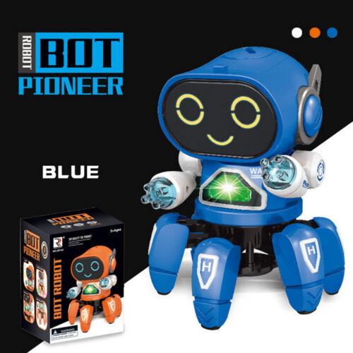 Roboter für Kinder Spielzeug Roboter RC Tanzen Singen mit Musik & Licht 2021 NEU