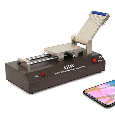 Manual Oca Polarized Film Laminating Machine Built-in Vacuum Pump For Phone 400w