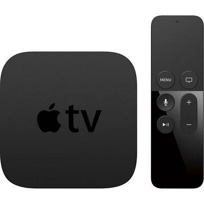 Apple Tv 64Gb Digital Hd Media Streamer 4Th Generation  Mlnc2ll A